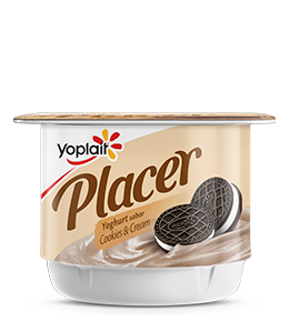 Placer Cookies & Cream