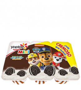 Batido Mini Cookies & Cream