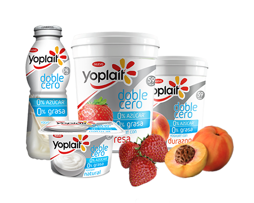 ¿Por qué Yoplait Doble Cero?