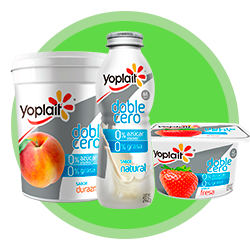 Yoplait Doble Cero